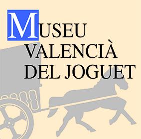 logo antiguo museu valencià del joguet