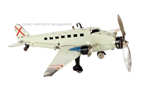 Avión de transporte y bombardeo – Payá