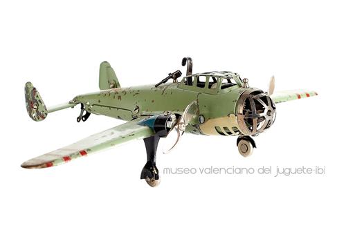 Avión de observación y bombardeo – Payá