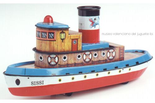 """Barco """"Sissi""""- EGE"""