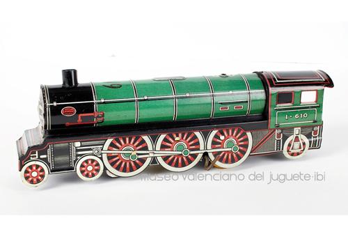 Locomotora I 610 – Payá