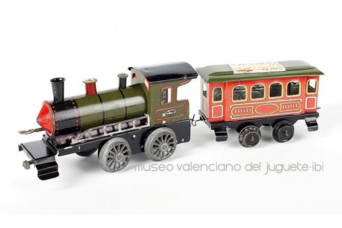 Tren – Rico