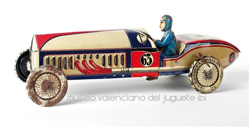 Coche de Carreras 63 – Picó y Cía.