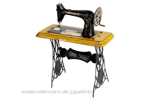 Máquina de coser – Verdú y Cía.