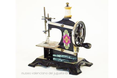 Máquina de coser – F. W. Müller