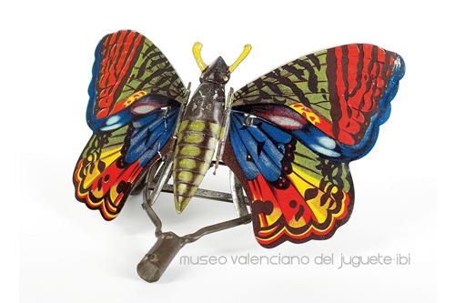 Arrastre mariposa – Rico