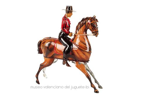 Andaluz a caballo – Sanjuán y Cía.