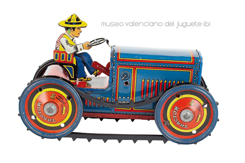 Tractor – Payá